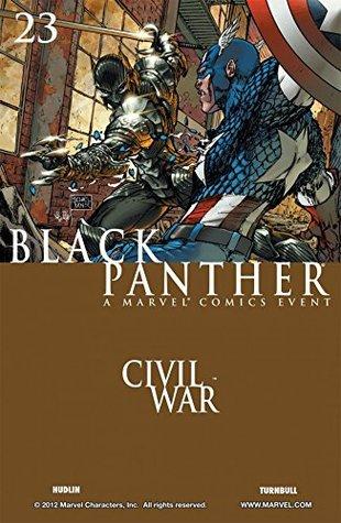 Black Panther (2005-2008) #23 by Jeff De Los Santos, Don Ho, Sal Regla, Reginald Hudlin, Koi Turnbull