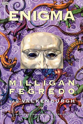Enigma by Sherilyn van Valkenburgh, Duncan Fegredo, Grant Morrison, Peter Milligan
