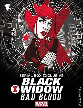 Marvel's Black Widow: Bad Blood by L.L. McKinney, Lindsay Smith, Mikki Kendall, Taylor Stevens, Margaret Dunlap, Sarah Natochenny