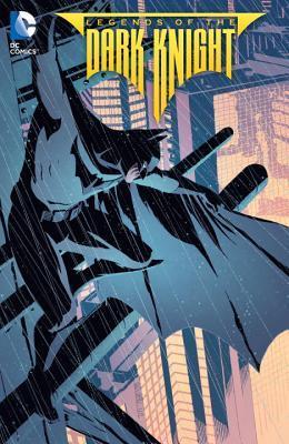Batman: Legends of the Dark Knight Vol 4 by Joshua Williamson, Dennis Calero, Charles Soule, Shane Davis, Derek Fridolfs, Peter Milligan, Wes Caig, Jim Krueger, Mike W. Barr, Frank Hannah