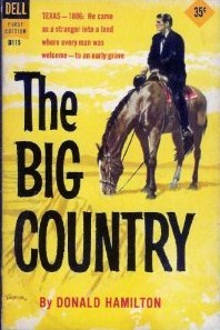 The Big Country by Donald Hamilton