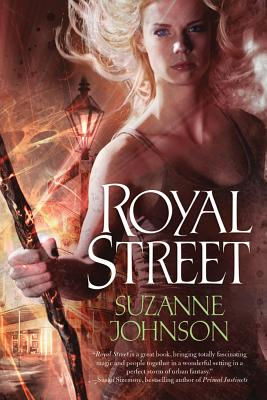 Royal Street by Suzanne Johnson