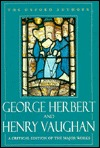 George Herbert and Henry Vaughan by George Herbert, Henry Vaughan