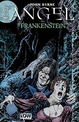 Angel vs. Frankenstein 1 by John Byrne