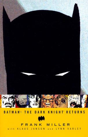 Batman: The Dark Knight Returns by Klaus Janson, Lynn Varley, Frank Miller