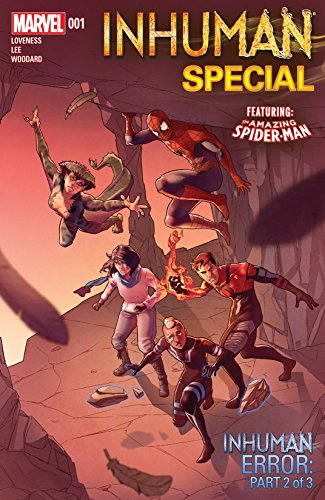 Inhuman Special #1 by Jeff Loveness