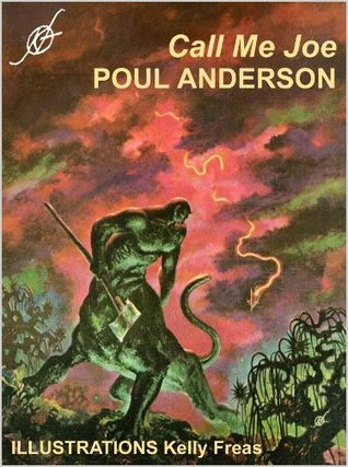 Call Me Joe by Poul Anderson, Frank Kelly Freas