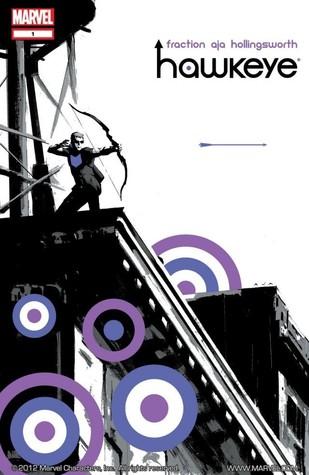 Hawkeye #1 by David Aja, Matt Fraction