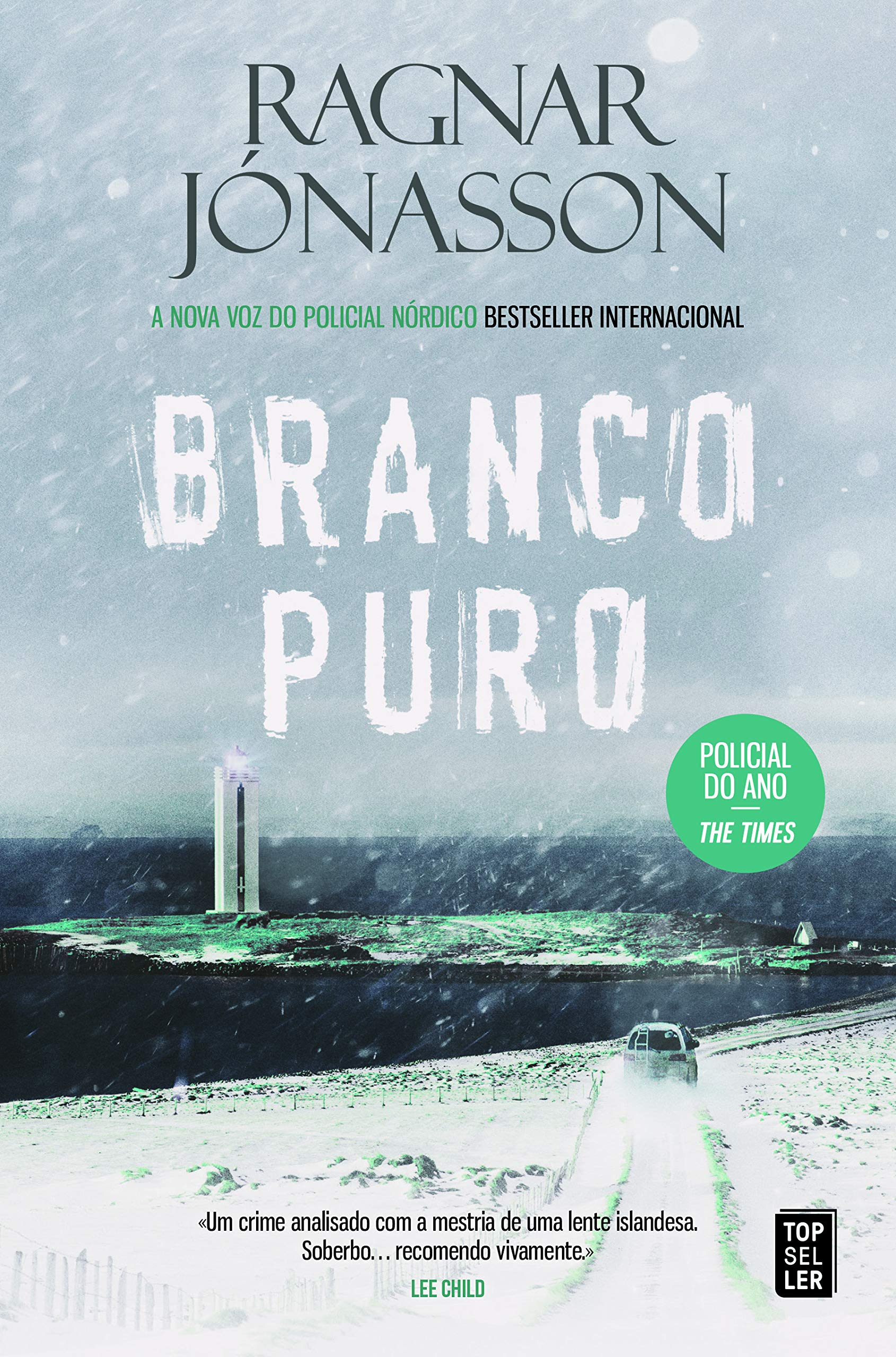Branco Puro by Ragnar Jónasson