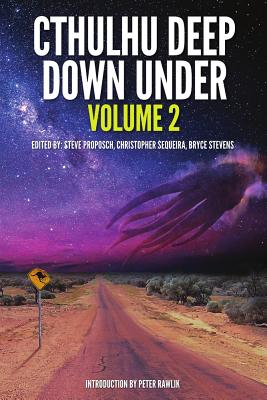 Cthulhu Deep Down Under Volume 2 by