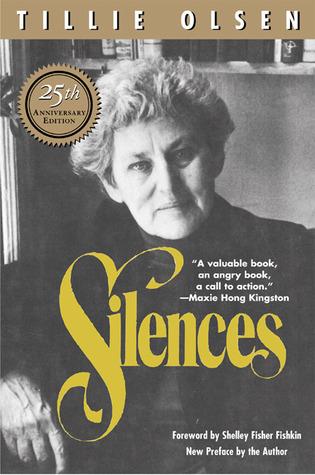 Silences by Shelley Fisher Fishkin, Tillie Olsen