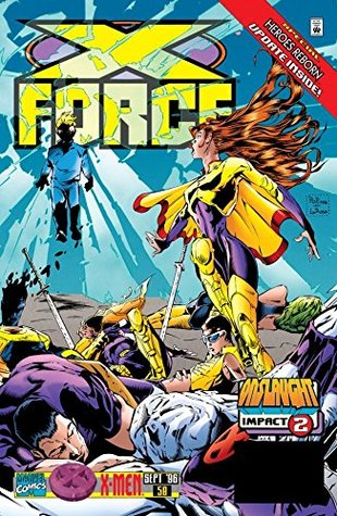 X-Force (1991-2002) #58 by Adam Pollina, Jeph Loeb, Anthony Castrillo, Bud LaRosa