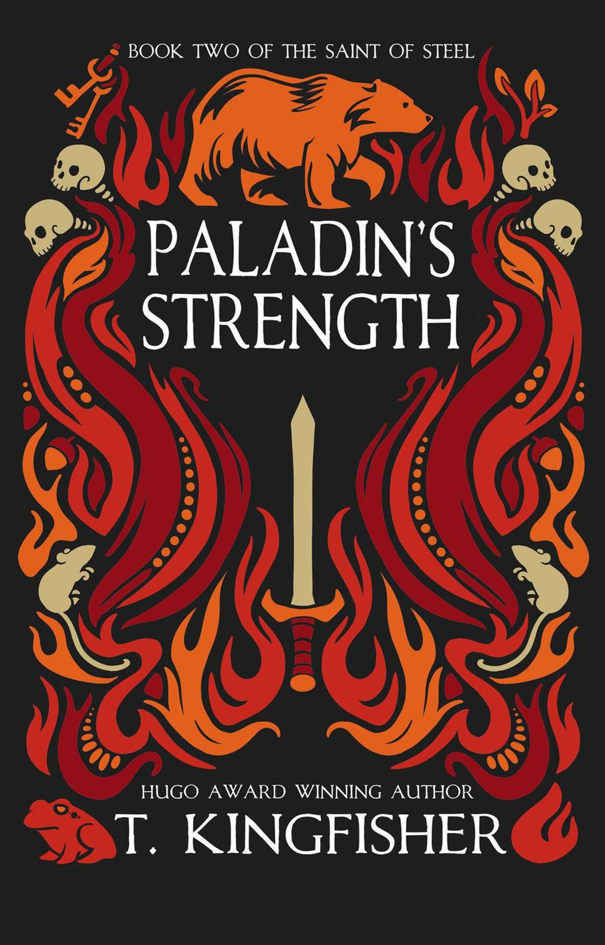 Paladin's Strength by T. Kingfisher