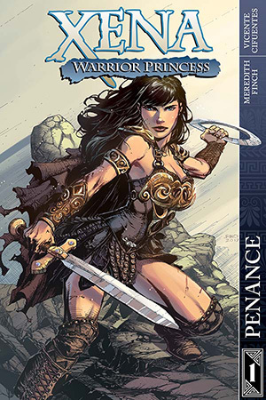 Xena: Penance by Meredith Finch, Vincente Cifuentes