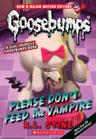 Please Don't Feed the Vampire!: A Give Yourself Goosebumps Book by R.L. Stine