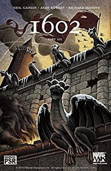 Marvel 1602 #6 by Neil Gaiman