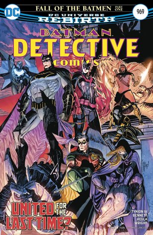 Detective Comics #969 by Sal Regla, Joe Bennett, James Tynion IV, Guillem March