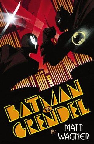 Batman/Grendel by Matt Wagner