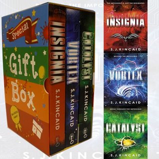 Insignia Trilogy Collection by S.J. Kincaid