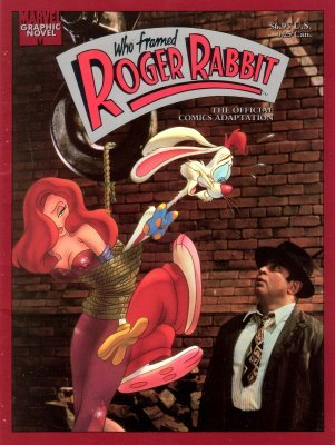 Who Framed Roger Rabbit: The Official Comic Adaptation by Dan Spiegle, Don Ferguson, Daan Jippes