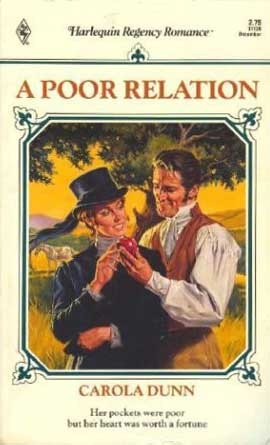 A Poor Relation by Carola Dunn