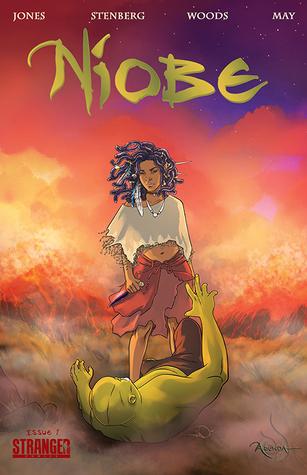 NIOBE: She is Life by Sebastian A. Jones, Amandla Stenberg