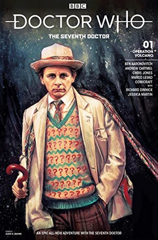 Doctor Who: The Seventh Doctor #1 by Andrew Cartmel, Ben Aaronovitch, Christopher Jones, Marco Lesko