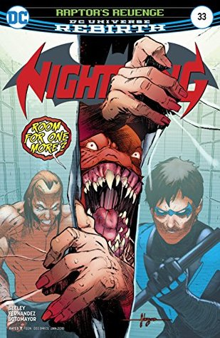 Nightwing (2016-) #33 by Chris Sotomayor, Tim Seeley, Javier Fernández