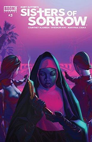 Sisters of Sorrow #3 by Taj Tenfold, Kurt Sutter, Courtney Alameda, Hyeonjin Kim