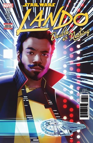 Star Wars: Lando - Double Or Nothing #1 by Rodney Barnes, Paolo Villanelli