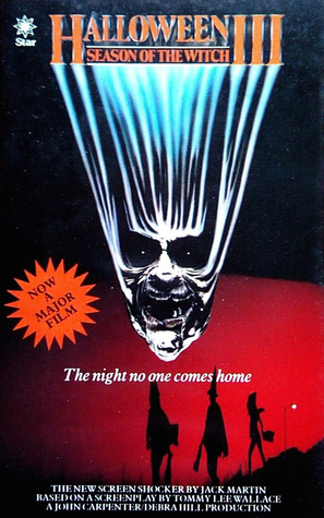 Halloween III: Season of the Witch by Jack Martin, Dennis Etchison