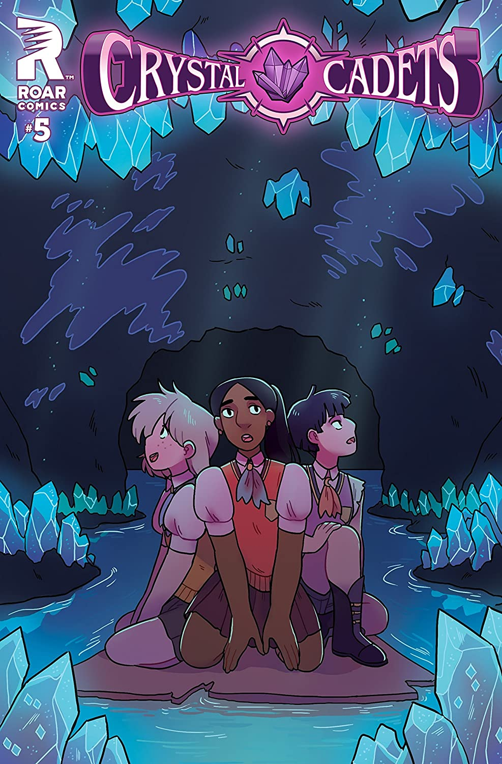Crystal Cadets, Vol. 5 by Anne Toole