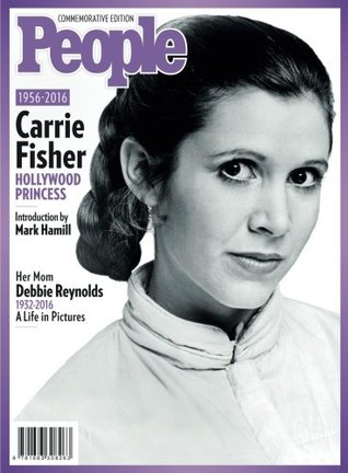 Carrie Fisher: Hollywood Princess by Mark Hamill, People Magazine