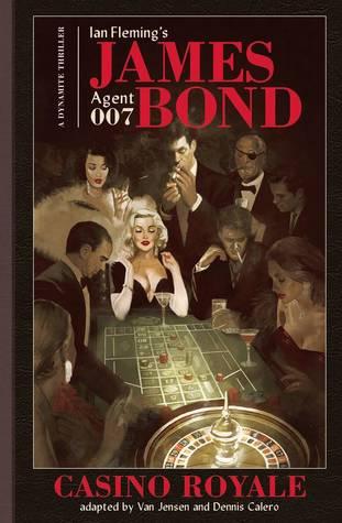 James Bond: Casino Royale by Van Jensen, Dennis Calero, Ian Fleming