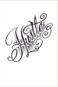 Hustle by David Tomas Martinez