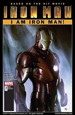 Iron Man: I Am Iron Man! #1 (of 2) by Adi Granov, Sean Chen, Peter David, Victor Olazaba