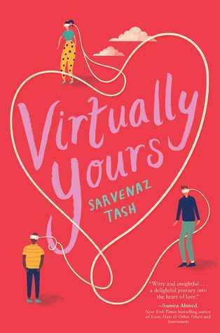 Virtually Yours by Sarvenaz Tash