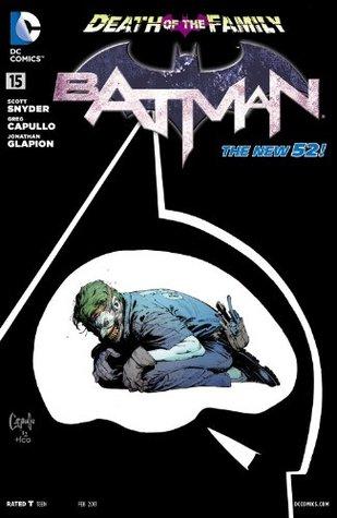 Batman (2011-2016) #15 by Scott Snyder, Greg Capullo, James Tynion IV, Jock