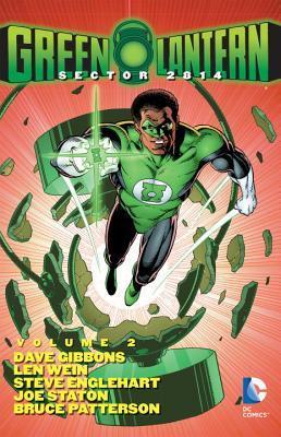 Green Lantern: Sector 2814, Vol. 2 by Steve Englehart, Len Wein, Joe Staton, Bruce Patterson, Dave Gibbons