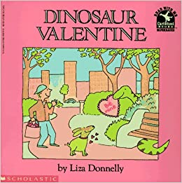 Dinosaur Valentine by Liza Donnelly