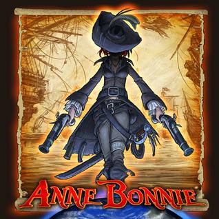 Anne Bonnie (Issues) (6 Book Series) by Tim Yates, Thomas Mumme, Adam Miller