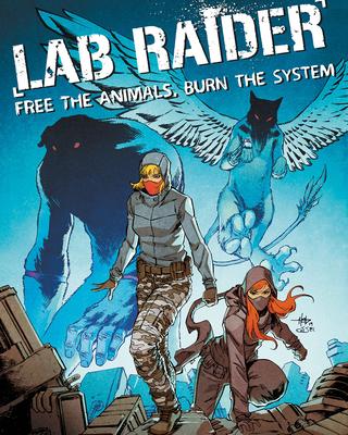 Lab Raider by Matt Miner