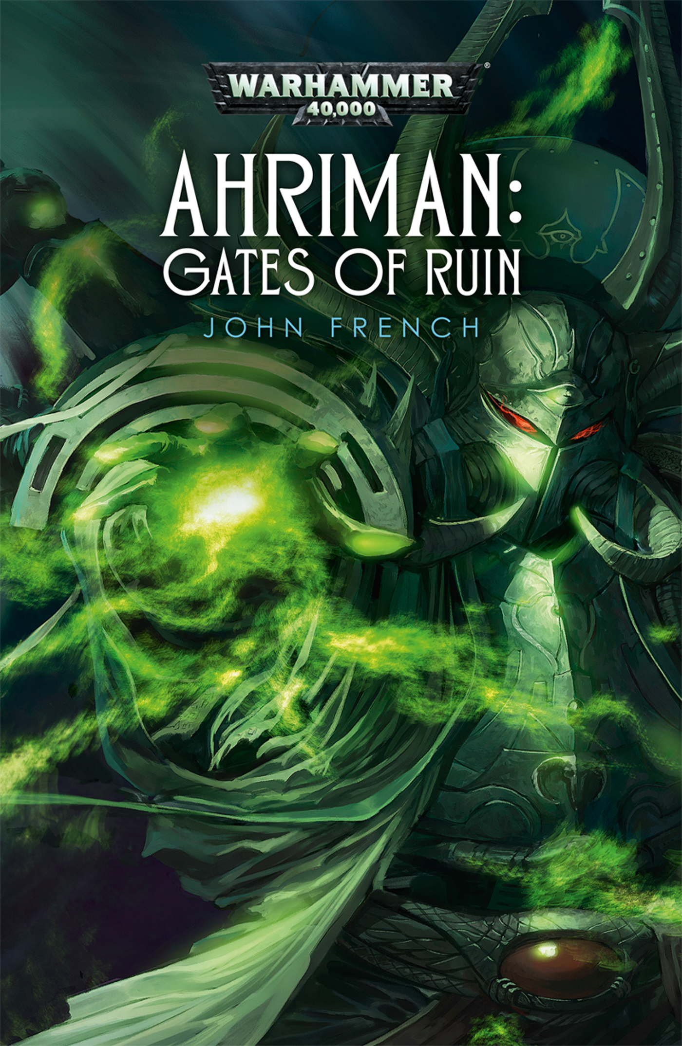 Ahriman: Gates of Ruin by John French