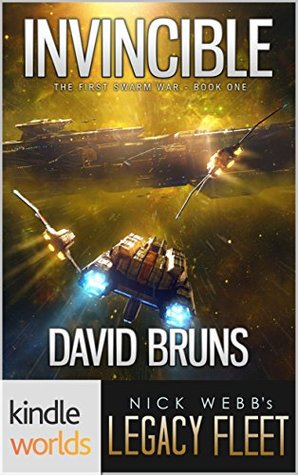 Invincible by David Bruns, Nick Webb
