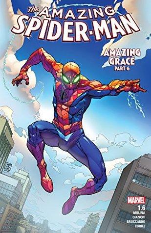 Amazing Spider-Man (2015-2018) #1.6 by Alex Ross, Giuseppe Camuncoli, Jose Molina