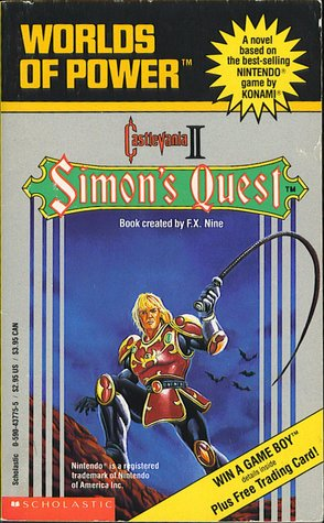 Castlevania 2: Simon's Quest by F.X. Nine, Christopher Howell