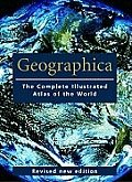 Geographica: The Complete Illustrated Atlas of the World (Encyclopedia) by Scott Forbes