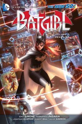 Batgirl, Vol. 5: Deadline by Gail Simone, Fernando Pasarín