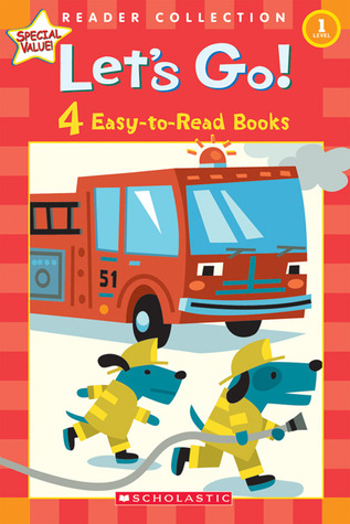 Let's Go! 4 Easy-to-read Books: Let's Go! 4 Easy-to-read Books by Ken Geist