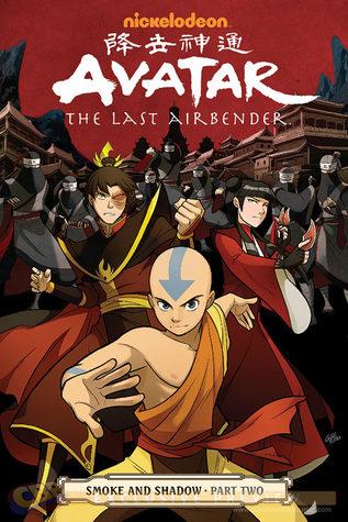 Avatar: The Last Airbender - Smoke and Shadow, Part 2 by Bryan Konietzko, Michael Dante DiMartino, Gene Luen Yang